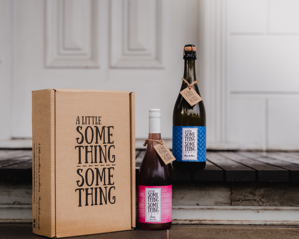 A little something something - the perfect wine gift